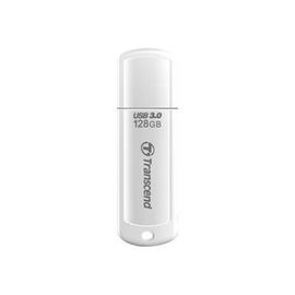 Transcend JetFlash 730 - USB-Flash-Laufwerk - 128 GB - USB 3.0 - weiß Produktbild