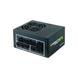 Chieftec Compact Series CSN-550C - Stromversorgung (intern) - ATX12V 2.3/ SFX12V - 80 PLUS Gold - Wechselstrom Produktbild