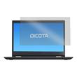 Dicota Secret 2-Way - Notebook-Privacy-Filter - Schwarz Produktbild
