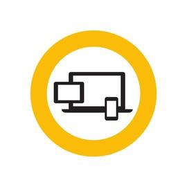 Norton Security Deluxe - (v. 3.0) - Abonnement-Lizenz (1 Jahr) - 3 Geräte - ESD - Win, Mac, Android, iOS Produktbild