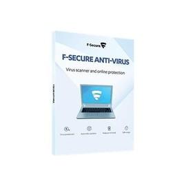 F-Secure Anti-Virus - Box-Pack (Upgrade) (1 Jahr) - 1 PC - Win, Mac - Österreich, Deutschland Produktbild