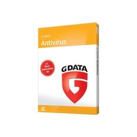 G DATA AntiVirus - Abonnement-Lizenz (1 Jahr) + 1 Jahr Premium-Support - 1 PC - ESD - Win Produktbild
