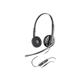 Plantronics Blackwire C225 - Headset - On-Ear - kabelgebunden Produktbild