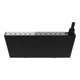 HPE G2 Basic Modular Horizontal True 0U - Stromverteilungseinheit (Rack - einbaufähig) - AC 200-240/346-415 V - Produktbild