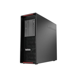 Lenovo ThinkStation P720 30BA - Tower - 1 x Xeon Silver 4114 / 2.2 GHz - RAM 16 GB - SSD 512 GB - TCG Opal Encryption Produktbild