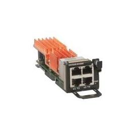 Brocade - Erweiterungsmodul - Gigabit Ethernet / 10Gb Ethernet x 4 - für Brocade ICX 7450-24, 7450-24P, 7450-48, Produktbild