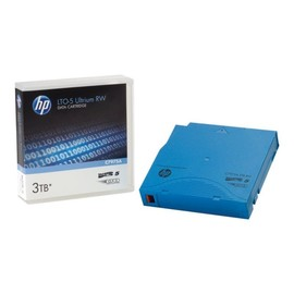 HPE Ultrium RW Custom Labeled Data Cartridge - 20 x LTO Ultrium 5 - 1.5 TB / 3 TB - etikettiert - Hellblau - für Produktbild