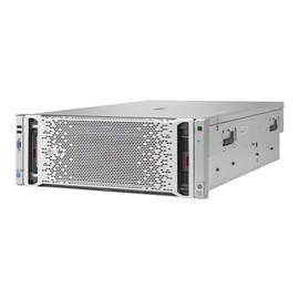 HPE ProLiant DL580 Gen9 Base - Server - Rack-Montage - 4U - vierweg - 2 x Xeon E7-4809V4 / 2.1 GHz Produktbild