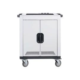 PARAT PARAPROJECT Trolley A32 - Wagen (synchronisieren und laden) für 32 Tablets - verriegelbar - Kunststoff, Produktbild