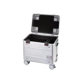 PARAT PARAPROJECT Case i10 CH version - Wagen (nur Laden) für 10 Tablets - verriegelbar - medizinisch - Produktbild