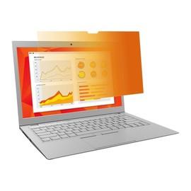 "3M Blickschutzfilter Gold für 12,5"" Breitbild-Laptop - Notebook-Privacy-Filter - 31,8 cm Produktbild"