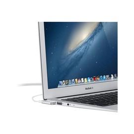 Apple MagSafe to MagSafe 2 Converter - Adapter für Power Connector - MagSafe (W) bis MagSafe 2 (M) - für MacBook Air; Produktbild