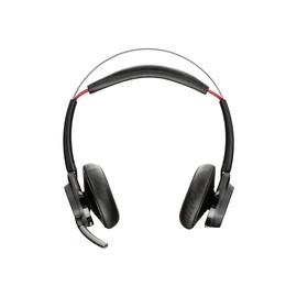 Plantronics Voyager Focus UC B825-M - Headset - On-Ear - Bluetooth - kabellos - aktive Rauschunterdrückung Produktbild