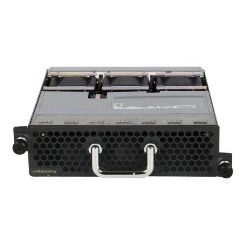 HPE Front to Back Airflow Fan Tray - Gebläseplatte Netzwerkgerät - für HPE 5900AF-48XG-4QSFP+ Switch, Produktbild Front View L