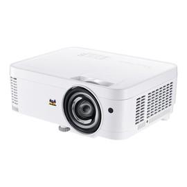 ViewSonic PS501X - DLP-Projektor - tragbar - 3D - 3500 ANSI-Lumen - XGA (1024 x 768) Produktbild
