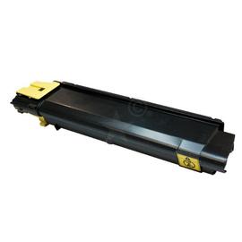 Toner (TK-580Y) für FS-C5150DN ECOSYS P6021cdn 2800 Seiten yellow BestStandard Produktbild