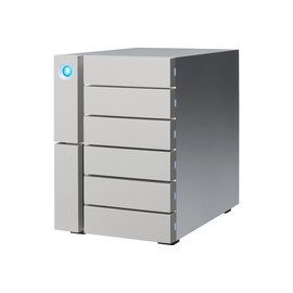 LaCie 6big Thunderbolt 3 STFK12000400 - Festplatten-Array - 12 TB - 6 Schächte (SATA) - HDD 2 TB x 6 - USB 3.1, Produktbild
