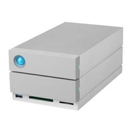 LaCie 2big Dock Thunderbolt 3 - Festplatten-Array - 20 TB - 2 Schächte (SATA-600) - HDD 10 TB x 2 - USB 3.1, Produktbild