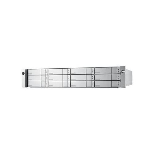 Promise VTrak J5320SS - Festplatten-Array - 48 TB - 24 Schächte (SATA-600 / SAS-3) - HDD 2 TB x 24 - SAS Produktbild Front View L