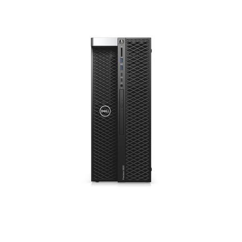 Dell Precision 5820 Tower - MDT - 1 x Xeon W-2123 / 3.6 GHz - RAM 16 GB - SSD 512 GB - DVD-Writer Produktbild Additional View 1 L