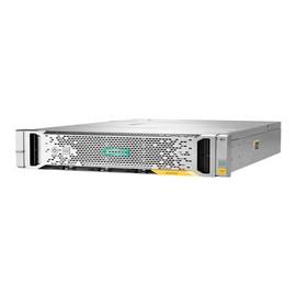 HPE StoreVirtual 3000 - Speichergehäuse - 12 Schächte (SAS-3) - Rack - einbaufähig - 2U Produktbild