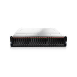 Lenovo Storage V3700 V2 SFF Expansion Enclosure - Speichergehäuse - 24 Schächte (SAS-3) - Rack - einbaufähig - Produktbild
