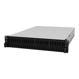 Synology FlashStation FS3017 - Flash-Speicher-Array - 24 Schächte - 10 Gigabit Ethernet, USB 3.0 (extern) - Produktbild