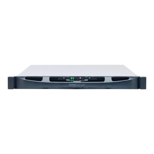 Overland Storage SnapServer XSR 40 - NAS-Server - 4 Schächte - 24 TB - Rack - einbaufähig Produktbild Front View L