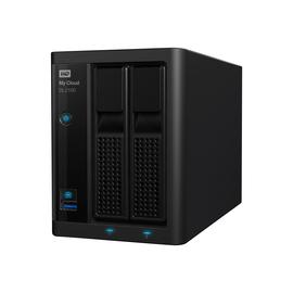 WD My Cloud PR2100 WDBBCL0120JBK - NAS-Server - 2 Schächte - 12 TB - HDD 6 TB x 2 - RAID 0, 1, JBOD Produktbild