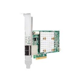 HPE Smart Array P408e-p SR Gen10 - Speichercontroller (RAID) - 8 Sender/Kanal - SATA 6Gb/s / SAS 12Gb/s - Produktbild