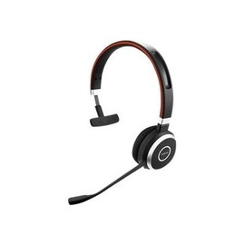 Jabra Evolve 65 MS mono - Headset - On-Ear - Bluetooth - kabellos - mit Jabra LINK 360 Adapter Produktbild