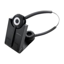 Jabra PRO 930 DUO MS - Headset - On-Ear - DECT CAT-iq - kabellos Produktbild