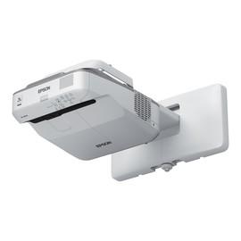 Epson EB-680S - 3-LCD-Projektor - 3500 lm (weiß) - 3500 lm (Farbe) - XGA (1024 x 768) - 4:3 Produktbild