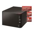 BUFFALO TeraStation 1400 - NAS-Server - 4 Schächte - 12 TB - SATA 3Gb/s - HDD 3 TB x 4 Produktbild