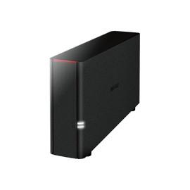 BUFFALO LinkStation 210 - NAS-Server - 2 TB - SATA 3Gb/s - HDD 2 TB x 1 - RAM 256 MB Produktbild