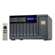QNAP TVS-1282T - NAS-Server - 12 Schächte - SATA 6Gb/s - RAID 0, 1, 5, 6, 10, JBOD - RAM 16 GB Produktbild Additional View 1 S