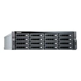 QNAP TDS-16489U-SA2 - NAS-Server - 20 Schächte - Rack - einbaufähig - SATA 6Gb/s / SAS 12Gb/s Produktbild