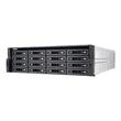 QNAP TS-EC1680U-R2 - NAS-Server - 16 Schächte - Rack - einbaufähig - SATA 6Gb/s Produktbild