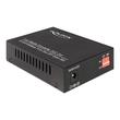 DeLOCK Gigabit Ethernet Media Converter - Medienkonverter - GigE - 10Base-T, 100Base-TX, 1000Base-T, 1000Base-X - SFP Produktbild