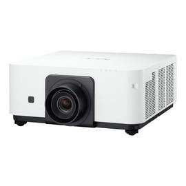 NEC PX602UL - DLP-Projektor - 3D - 6000 ANSI-Lumen - WUXGA (1920 x 1200) - 16:10 Produktbild