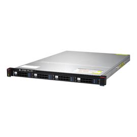 actidata actiNAS WIN 104 CF - CareFree - NAS-Server - 4 Schächte - 32 TB - Rack Produktbild