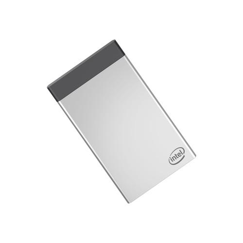 Intel Compute Card CD1C64GK - Karte - 1 x Celeron N3450 / 1.1 GHz - RAM 4 GB - Flash - eMMC 64 GB Produktbild