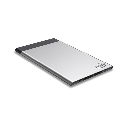 Intel Compute Card CD1C64GK - Karte - 1 x Celeron N3450 / 1.1 GHz - RAM 4 GB - Flash - eMMC 64 GB Produktbild Additional View 1 L