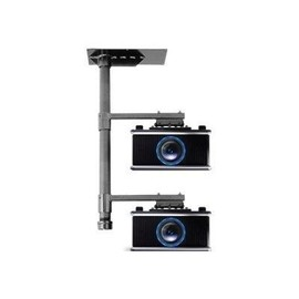 InFocus Projector Stacker Ceiling Mount - Montagekomponente (Deckenmontage, 2 Montagearme) für Projektor (neig- und Produktbild