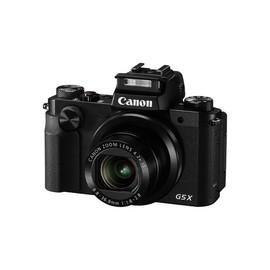 Canon PowerShot G5 X - Digitalkamera - Kompaktkamera - 20.2 MPix - 1080p / 60 BpS - 4.2x optischer Zoom Produktbild