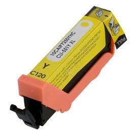 Tintenpatrone (CLI-551YXL) für Pixma IP7250/MG5450 12ml yellow BestStandard Produktbild