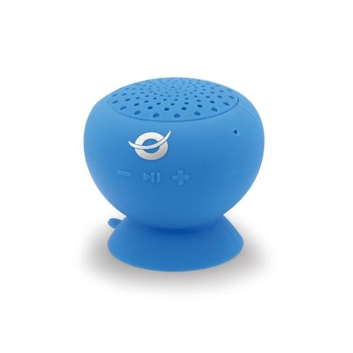 Conceptronic Wireless Waterproof Suction Speaker CLLSPKSUCBL - Lautsprecher - tragbar - kabellos - Produktbild Additional View 1 L
