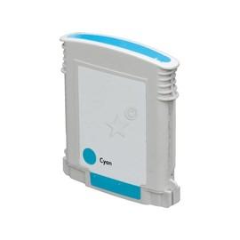 Tintenpatrone (C4907AE) für Officejet 8000/8500 20ml cyan BestStandard Produktbild