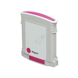 Tintenpatrone (C4908AE) für Officejet 8000/8500 20ml magenta BestStandard Produktbild