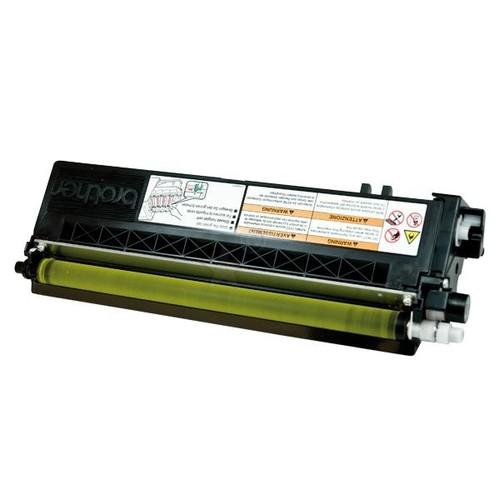 Toner (TN-321Y) für DCP-L8400CDN/ HL-L8300/MFC-L8600CDW 1500 Seiten yellow BestStandard Produktbild Front View L